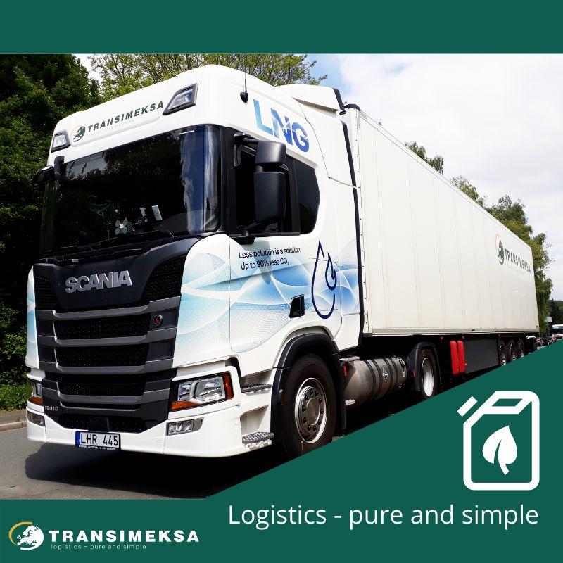 LNG logistics